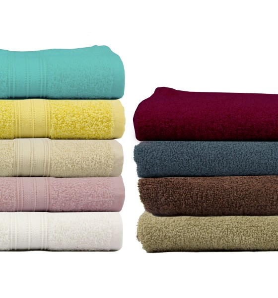 Retail Towels (Piece Dyed)