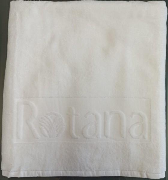 Name/Logo Woven Jacquard  Towels