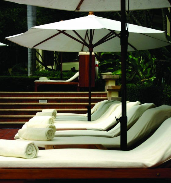 Lounge/Pool Chair Cover