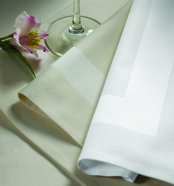 Table Cloth and Napkin (Satin Band)