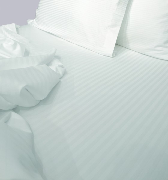 Performance Twill Stripe Patented Sheets