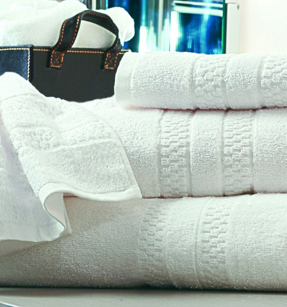 Terry Towels - Linea Roma Hotel Colletion