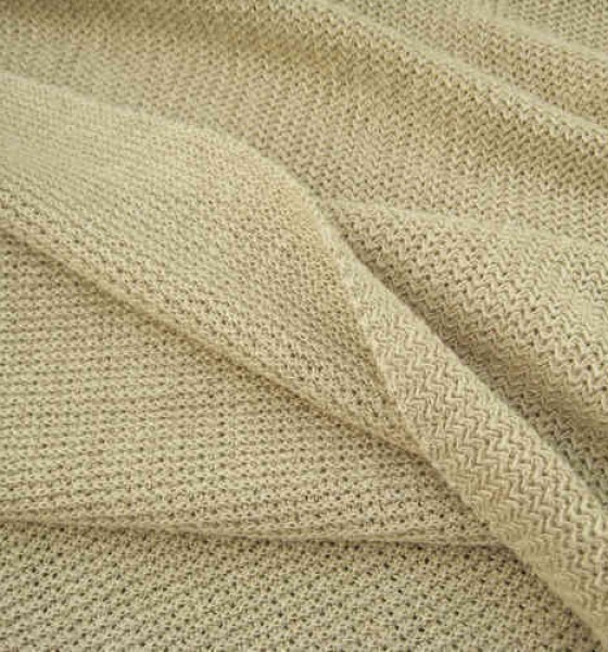 Linen (Knitted) Fabric