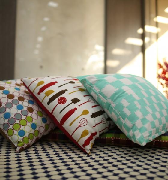 Printed Cushion Covers - 40x40cm