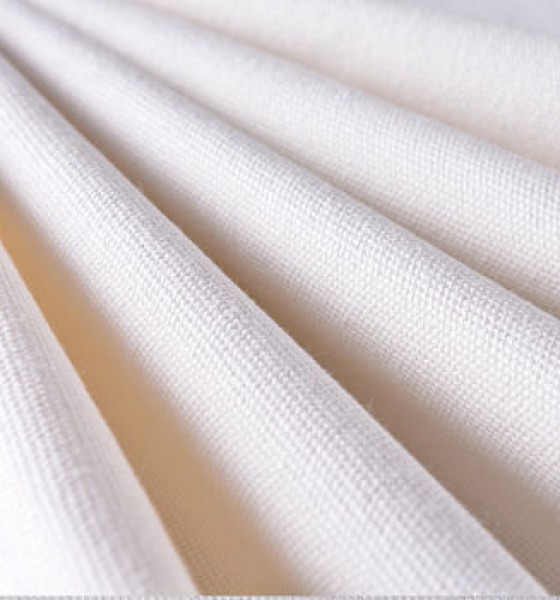 Woven FABRIC (Greige/Raw White)