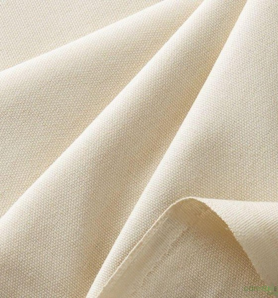 Woven Cotton Greige Fabric